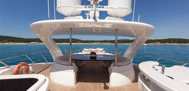 Whispering Angel Charter Yacht - 2