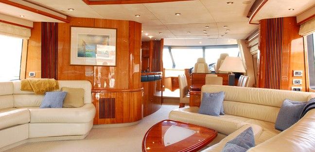 Lady Zehava Charter Yacht - 4