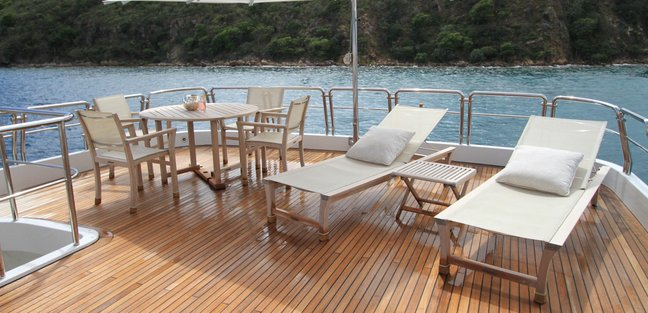 Brunello Charter Yacht - 3