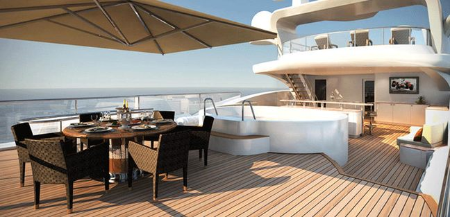 Diamonds Are Forever Charter Yacht - 4