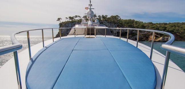 Benita Blue Charter Yacht - 3
