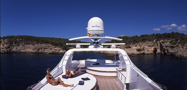 CD Two Charter Yacht - 4