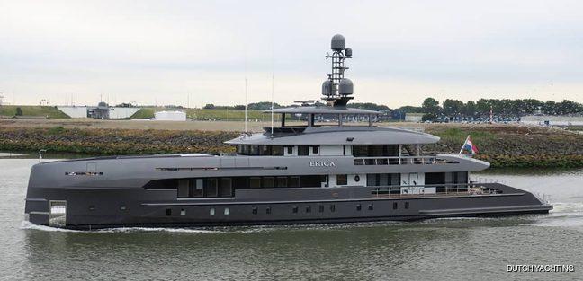 Erica Charter Yacht - 7