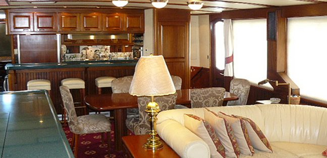 Kingfisher Charter Yacht - 4