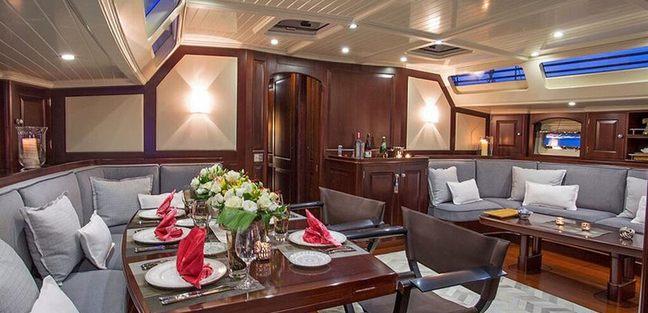 Savarona Charter Yacht - 8