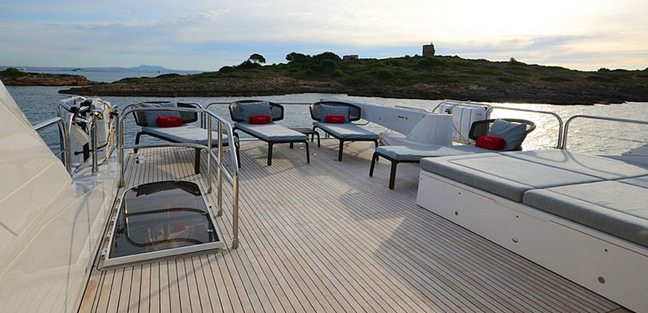 Princess 95 Charter Yacht - 2