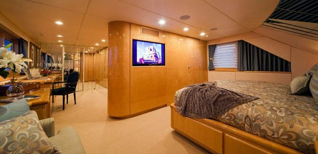 Big Eagle Charter Yacht - 8
