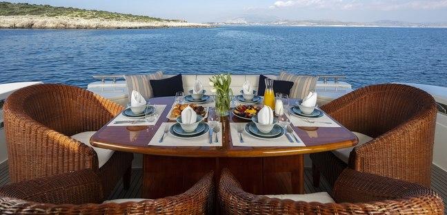 Astarte Charter Yacht - 4