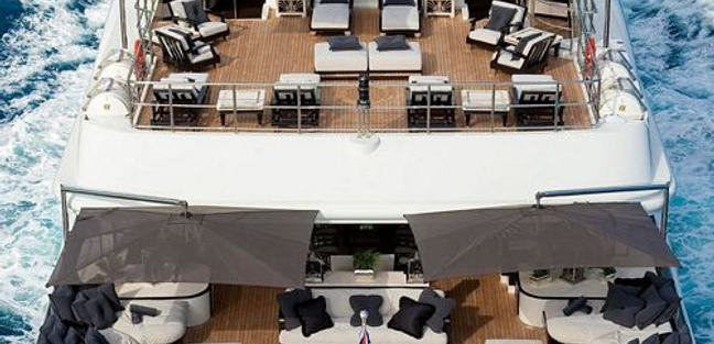 Silver Angel Charter Yacht - 5