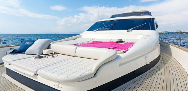 Alfea Charter Yacht - 2