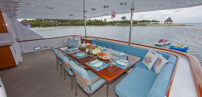 Afterglow Charter Yacht - 4