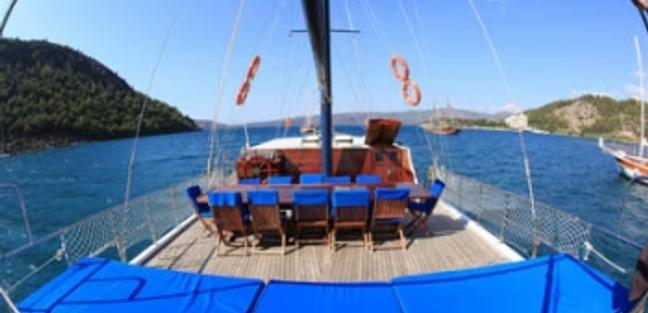 Aragon Charter Yacht - 2