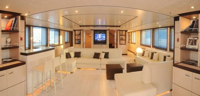 Michka V Charter Yacht - 6