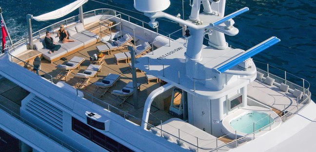 Mariu Charter Yacht - 2
