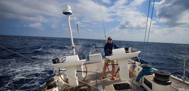 Capo Giro Charter Yacht - 2