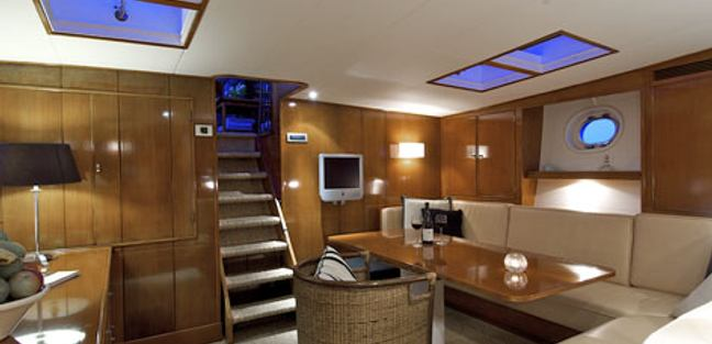 Atalanta J Charter Yacht - 8