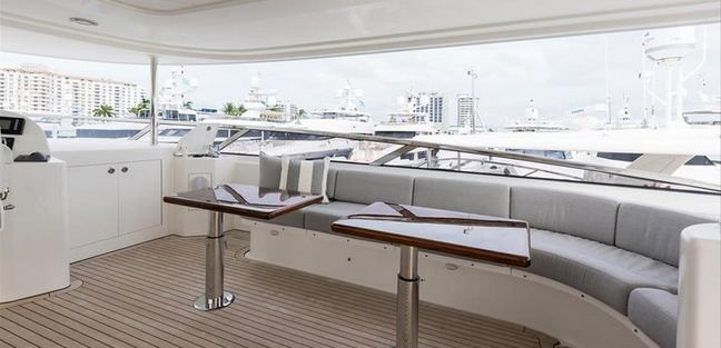Boxer Charter Yacht - 7