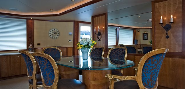The Holding Charter Yacht - 5