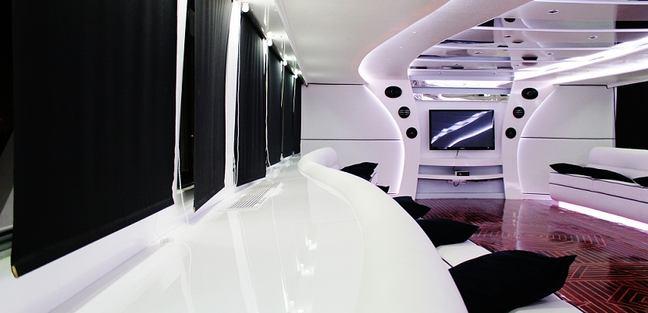 Empros 100 Charter Yacht - 5