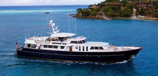 Chanticleer Charter Yacht