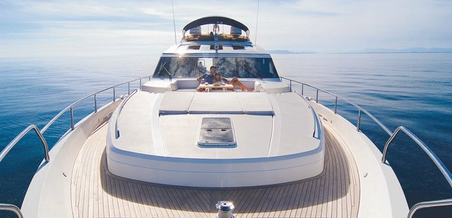 Catherine Charter Yacht - 2