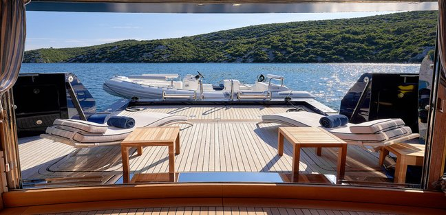 Reve D'or Charter Yacht - 5