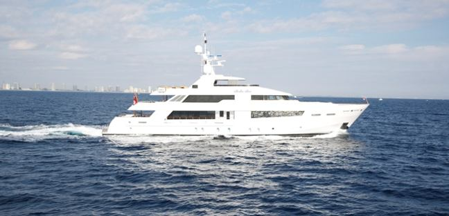 FREEDOM Yacht - Northern Marine Co | Yacht Charter Fleet