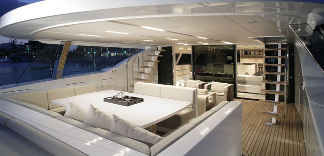 Red dragon charter yacht 2