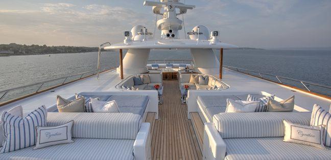 Cynthia Charter Yacht - 4