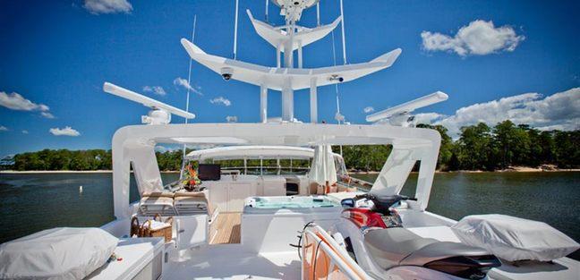 True Blue Charter Yacht - 2