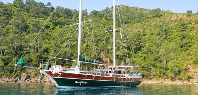 Sadri Usta Charter Yacht