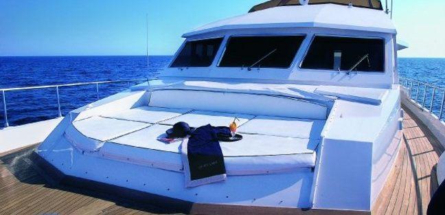 Oh Que Luna Charter Yacht - 2