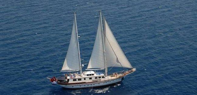 Rigel Charter Yacht