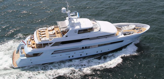 Time For Us Charter Yacht