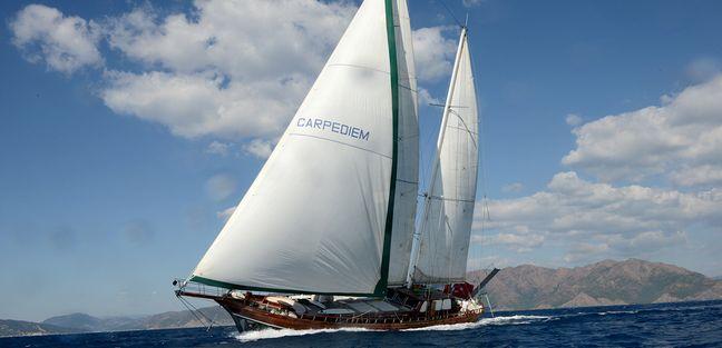Carpe Diem I Charter Yacht