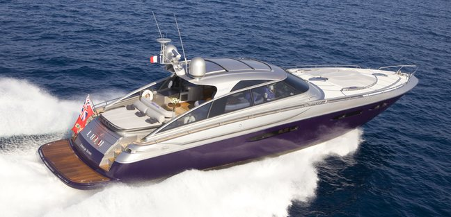 Low Blow Charter Yacht