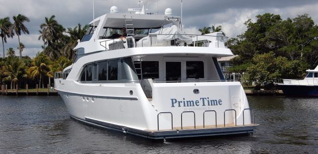 Prime Time Charter Yacht - 2