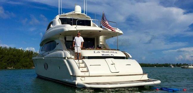 La Balsita Charter Yacht - 6