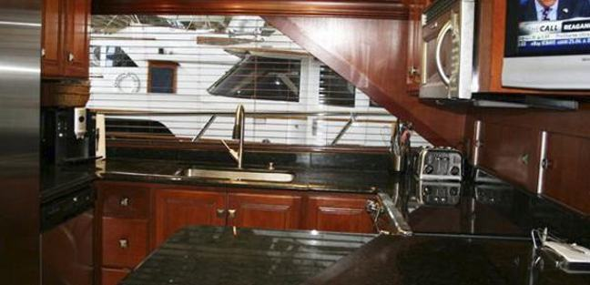 Uptown Charter Yacht - 5