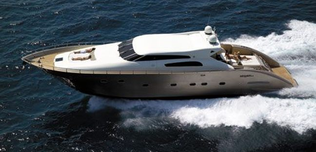 Sable Charter Yacht - 2