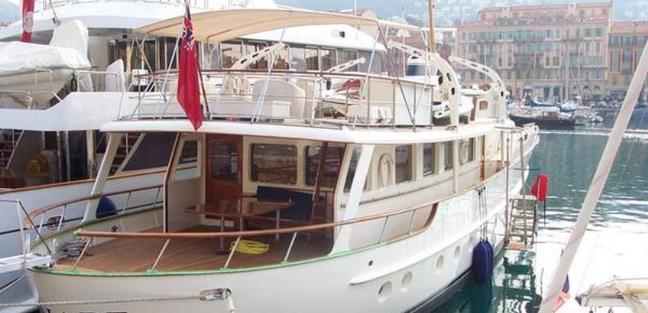 Cape Fane Charter Yacht - 5