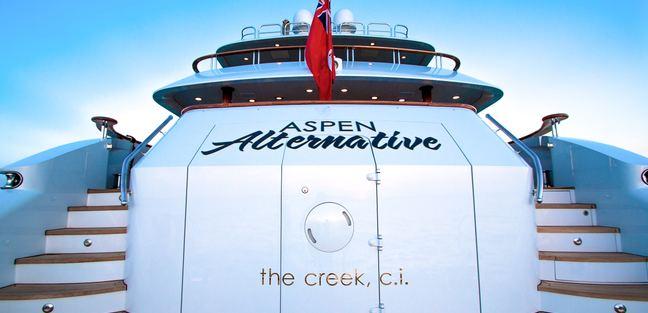 Aspen Alternative Charter Yacht - 4