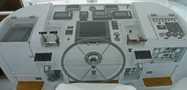 Adventurer Charter Yacht - 3