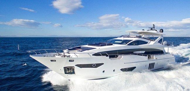 Memories Too Charter Yacht