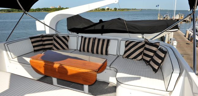 Miss Colombia Charter Yacht - 2