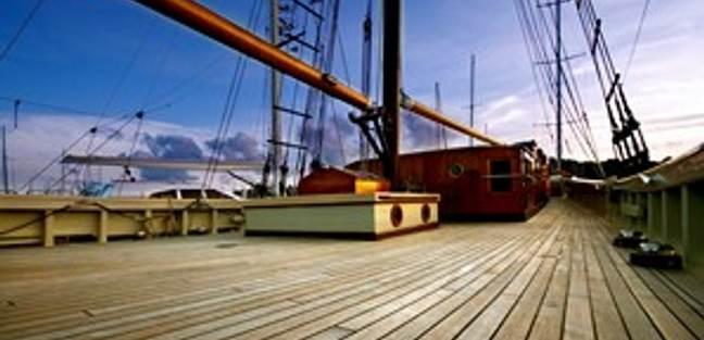 Gaff Rigged Schooner 31 M Charter Yacht - 2