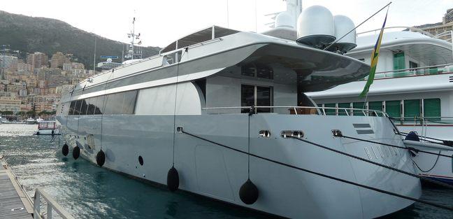 Blue Ice Charter Yacht - 3
