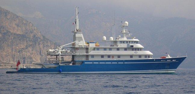 Blue Shadow Charter Yacht - 3