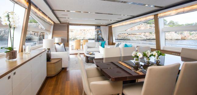 La Vie Charter Yacht - 6