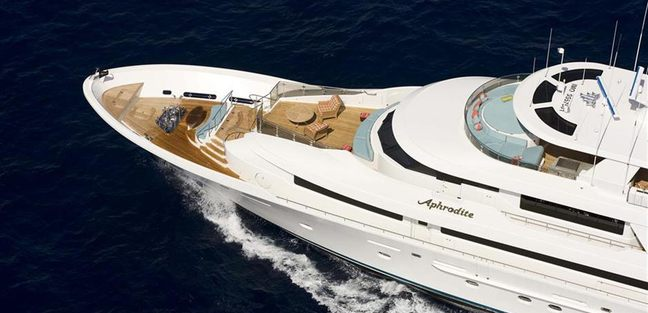 Aphrodite Charter Yacht - 3